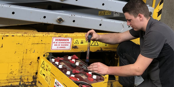 Heftruck onderhoud en reparatie